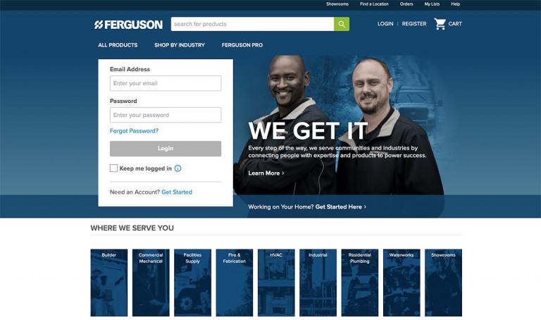 Ferguson B2B