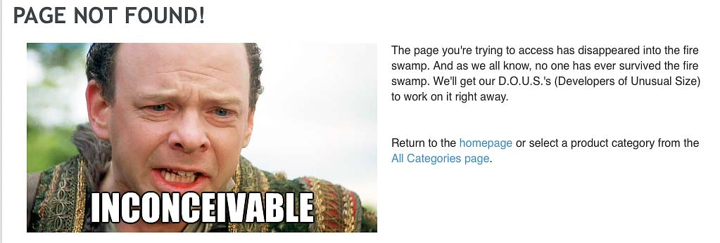 404 page Mattress Insider