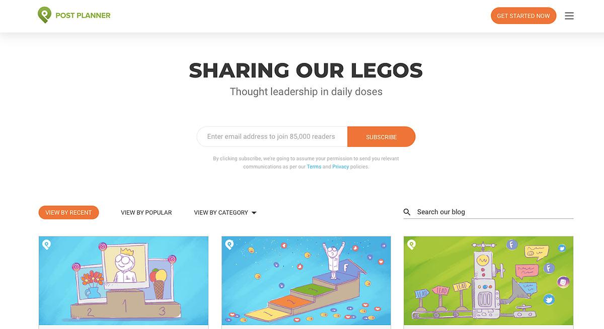 Post Planner Social Media Marketing Blogs