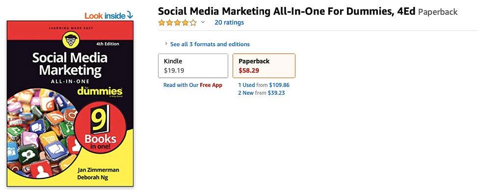 Social Media Marketing all in one
