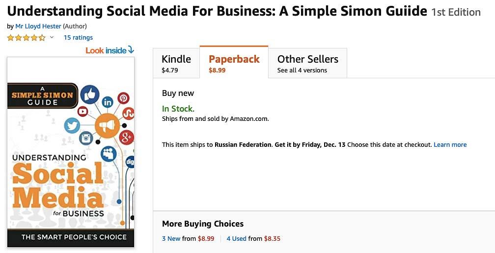 Undderstanding Social Media for business