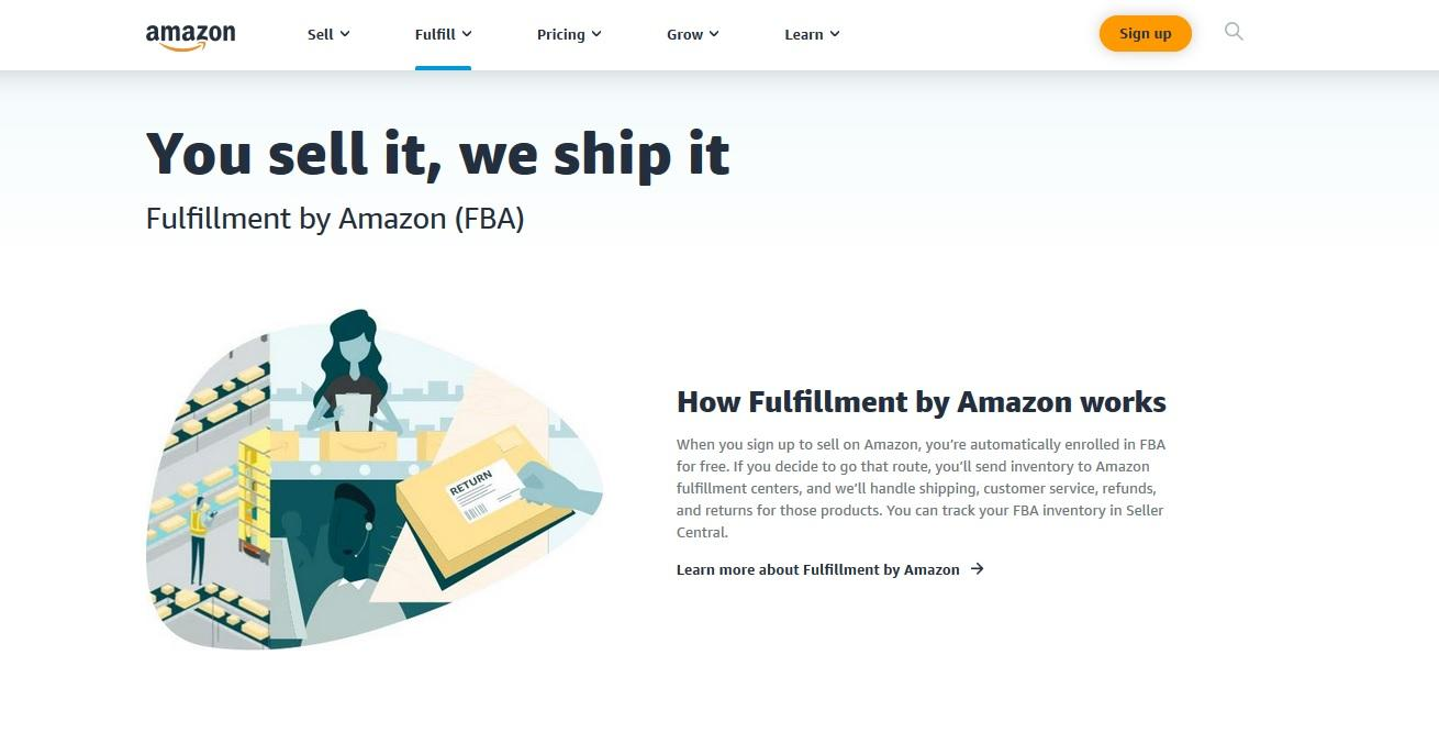 How to Ship with Amazon FBA