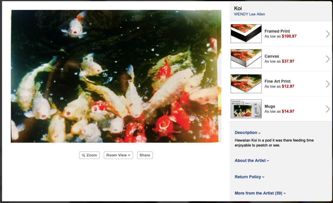 Selling art online with ArtPal