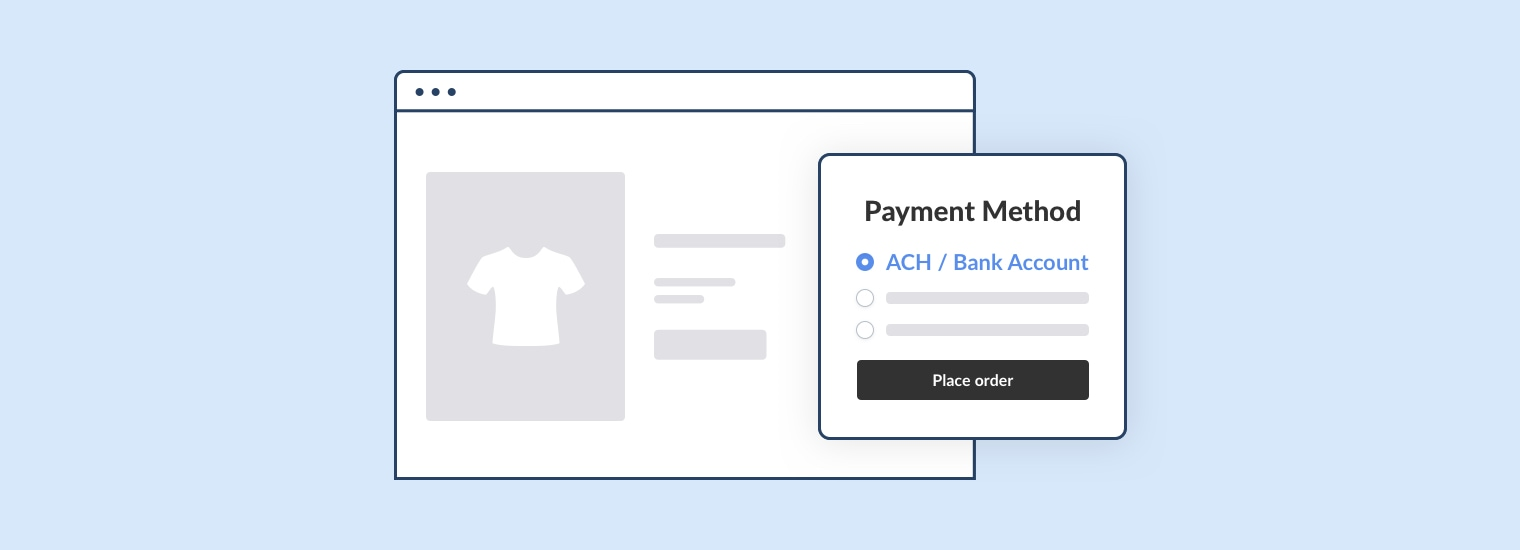 ACH Payment Processing for eCommerce