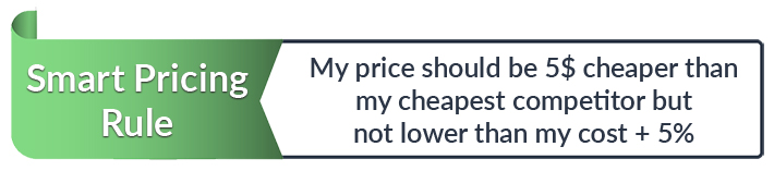 How to price product