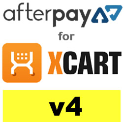 Afterpay app for X-Cart