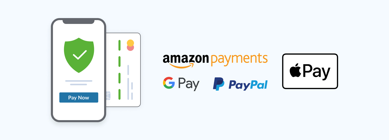 4 Online Payment Options You Need on Your eCommerce Site