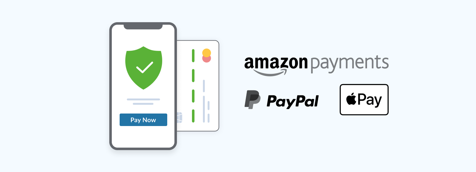 Online Payment Methods for a Fast and Secure Checkout Process