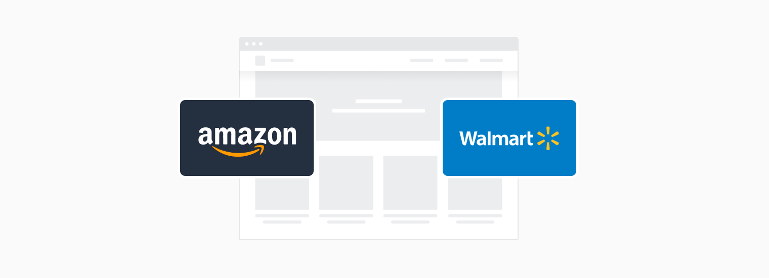 Selling on Walmart vs Amazon: How The Two eCommerce Behemoths Stack Up