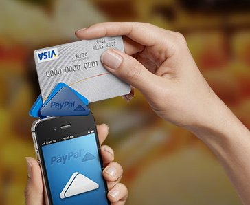 PayPal Here - mobile Point of Sale for X-Cart