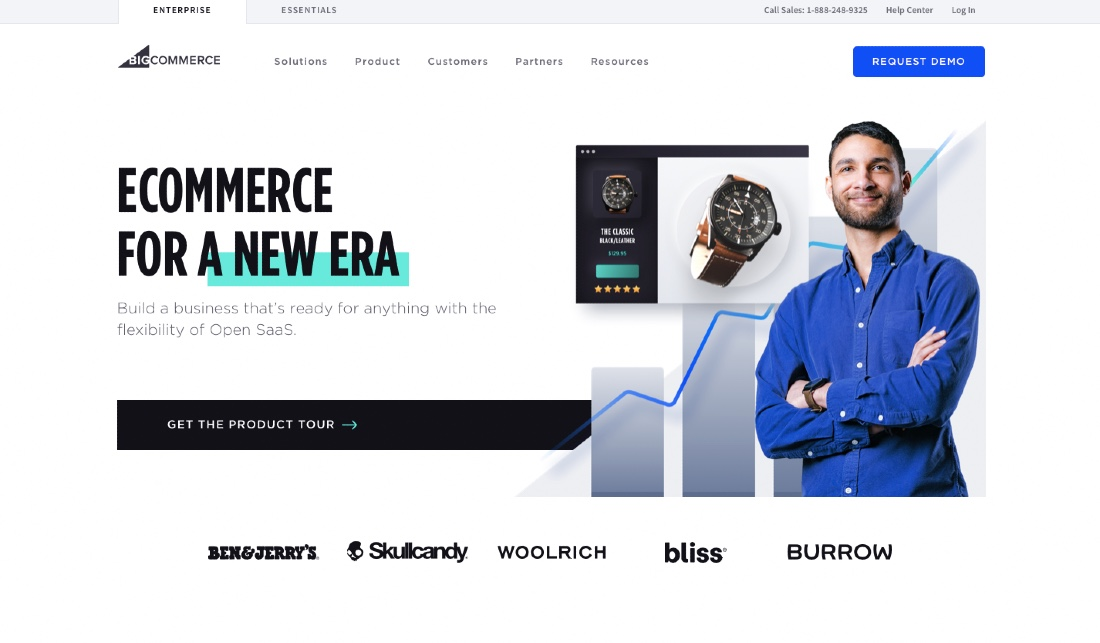 Bigcommerce eCommerce software