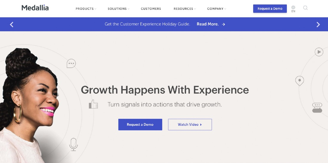 Medallia Experience Management Tool