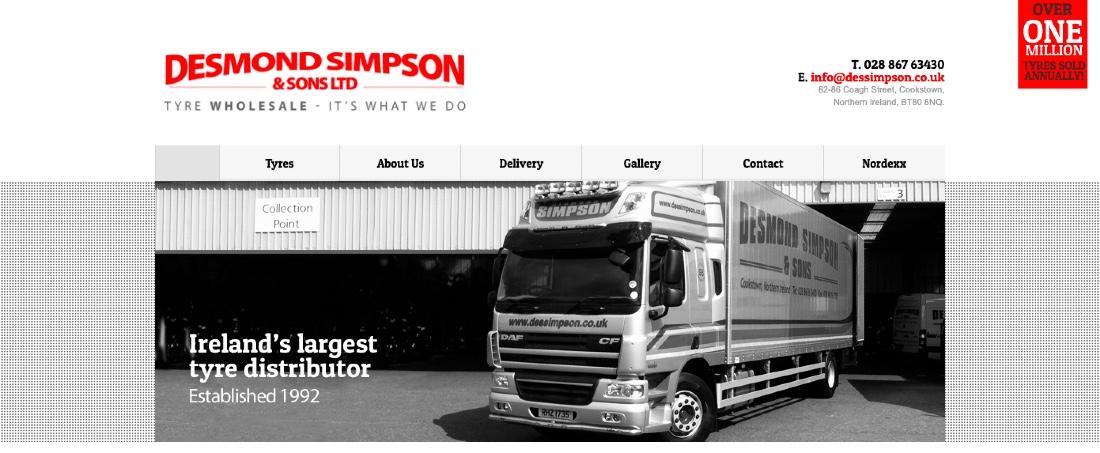 Desmond Simpson auto dropshipping company
