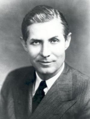 Senator Almer Monroney