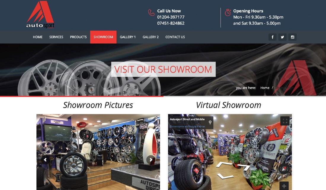 Enjoy VR with AutoSport